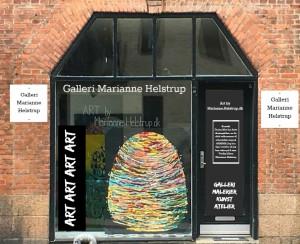 Galleri facade 2